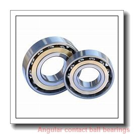 10 mm x 30 mm x 14,27 mm  TIMKEN 5200K  Angular Contact Ball Bearings