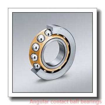 1.969 Inch | 50 Millimeter x 4.331 Inch | 110 Millimeter x 1.748 Inch | 44.4 Millimeter  SKF 5310M  Angular Contact Ball Bearings