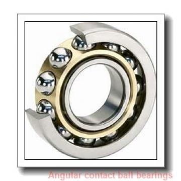 3.74 Inch | 95 Millimeter x 6.693 Inch | 170 Millimeter x 2.189 Inch | 55.6 Millimeter  SKF 5219C  Angular Contact Ball Bearings