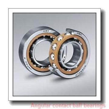 17 mm x 40 mm x 17,48 mm  TIMKEN 5203KD  Angular Contact Ball Bearings