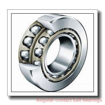110 mm x 240 mm x 50 mm  SKF 7322 BECBY  Angular Contact Ball Bearings