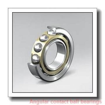 1.969 Inch | 50 Millimeter x 4.331 Inch | 110 Millimeter x 1.748 Inch | 44.4 Millimeter  SKF 5310CZZ  Angular Contact Ball Bearings
