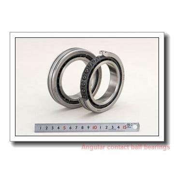 2.362 Inch | 60 Millimeter x 4.331 Inch | 110 Millimeter x 0.866 Inch | 22 Millimeter  SKF QJ 212 N2MA/C4B20 Angular Contact Ball Bearings