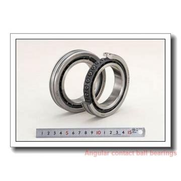 95 mm x 200 mm x 45 mm  SKF 7319 BEGAF  Angular Contact Ball Bearings