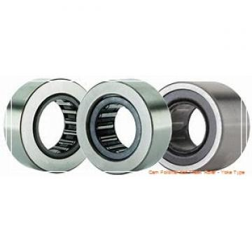 CONSOLIDATED BEARING 361202-2RS  Cam Follower and Track Roller - Yoke Type