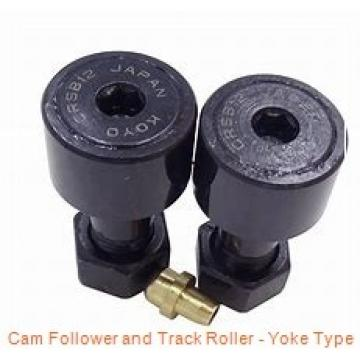 CONSOLIDATED BEARING 361201-2RS  Cam Follower and Track Roller - Yoke Type