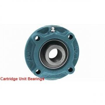 QM INDUSTRIES QVMC17V075SEO  Cartridge Unit Bearings