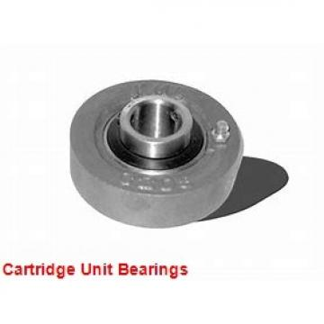 QM INDUSTRIES QAAMC13A207SEM  Cartridge Unit Bearings