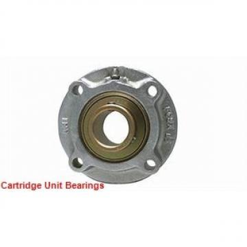 QM INDUSTRIES TAMC13K203SM  Cartridge Unit Bearings