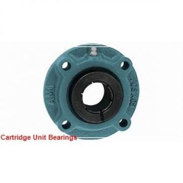 QM INDUSTRIES QAAMC15A075ST  Cartridge Unit Bearings