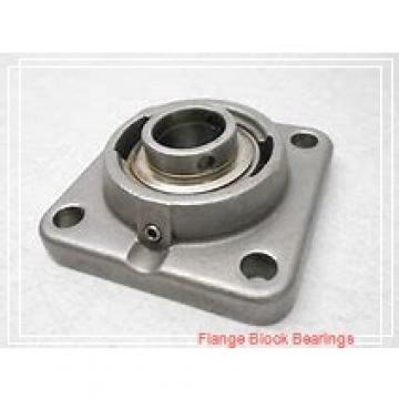LINK BELT FB22436HV  Flange Block Bearings