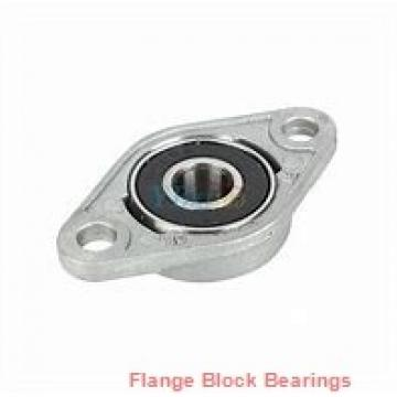 LINK BELT FEB22635E  Flange Block Bearings