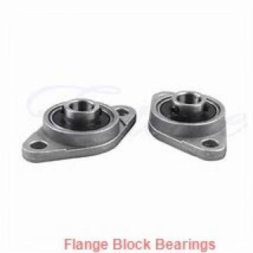 LINK BELT FX3U222NK75  Flange Block Bearings