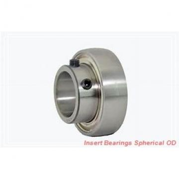 22.225 mm x 52 mm x 21.5 mm  SKF YET 205-014  Insert Bearings Spherical OD