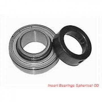 34.925 mm x 72 mm x 25.4 mm  SKF YET 207-106  Insert Bearings Spherical OD