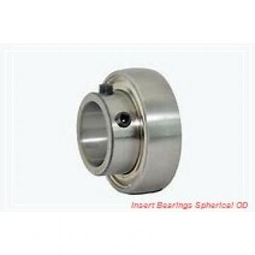 15.875 mm x 40 mm x 27.4 mm  SKF YAR 203-010-2F  Insert Bearings Spherical OD