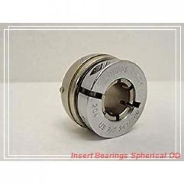 AMI UE206  Insert Bearings Spherical OD