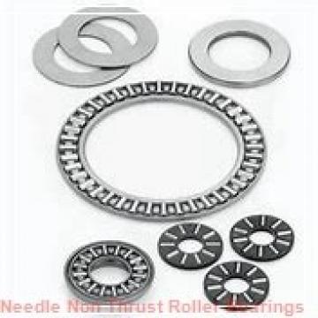 0.688 Inch | 17.475 Millimeter x 0.938 Inch | 23.825 Millimeter x 0.625 Inch | 15.875 Millimeter  IKO BHA1110ZOH  Needle Non Thrust Roller Bearings