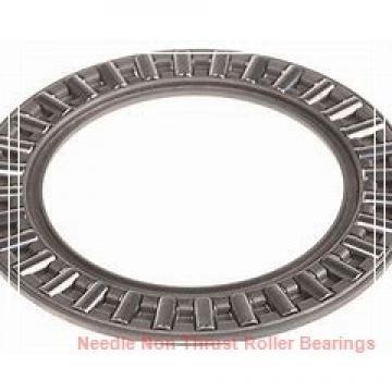 0.591 Inch | 15 Millimeter x 0.748 Inch | 19 Millimeter x 0.787 Inch | 20 Millimeter  IKO LRT151920  Needle Non Thrust Roller Bearings