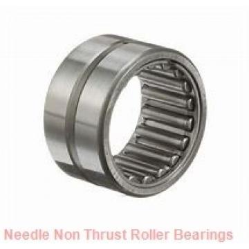 1.378 Inch | 35 Millimeter x 1.575 Inch | 40 Millimeter x 0.807 Inch | 20.5 Millimeter  IKO IRT3520  Needle Non Thrust Roller Bearings