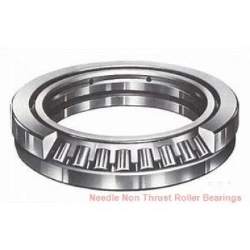 1.813 Inch | 46.05 Millimeter x 2.375 Inch | 60.325 Millimeter x 1.25 Inch | 31.75 Millimeter  RBC BEARINGS SJ 7325  Needle Non Thrust Roller Bearings