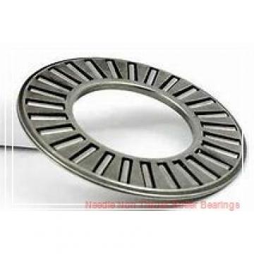 0.5 Inch | 12.7 Millimeter x 0.688 Inch | 17.475 Millimeter x 0.515 Inch | 13.081 Millimeter  IKO IRB88  Needle Non Thrust Roller Bearings
