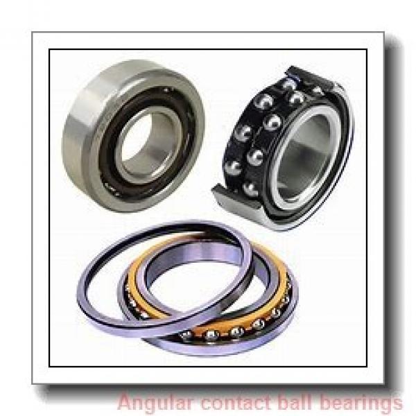50 mm x 110 mm x 44.4 mm  SKF 3310 DNRCBM  Angular Contact Ball Bearings #1 image