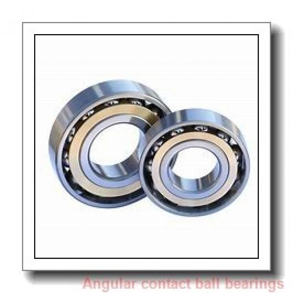 2.953 Inch | 75 Millimeter x 6.299 Inch | 160 Millimeter x 2.689 Inch | 68.3 Millimeter  SKF 3315 E  Angular Contact Ball Bearings #1 image
