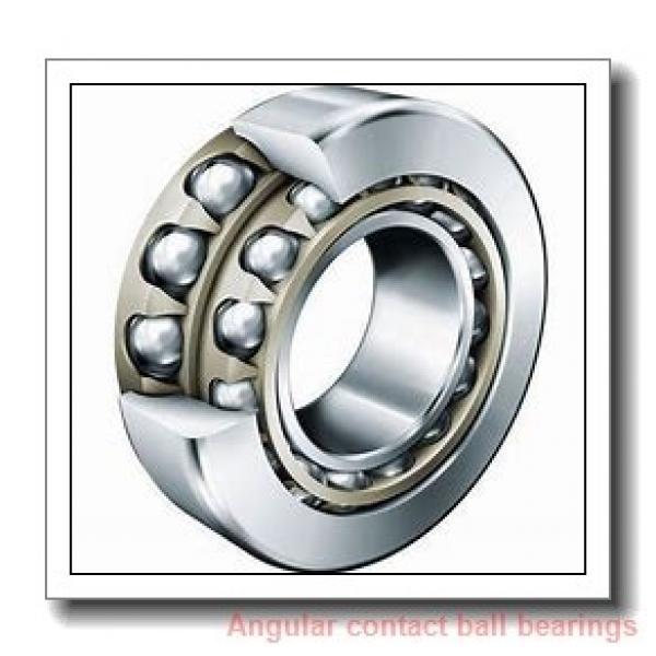 4.724 Inch | 120 Millimeter x 10.236 Inch | 260 Millimeter x 2.165 Inch | 55 Millimeter  SKF QJ 324 N2MA/C3  Angular Contact Ball Bearings #1 image