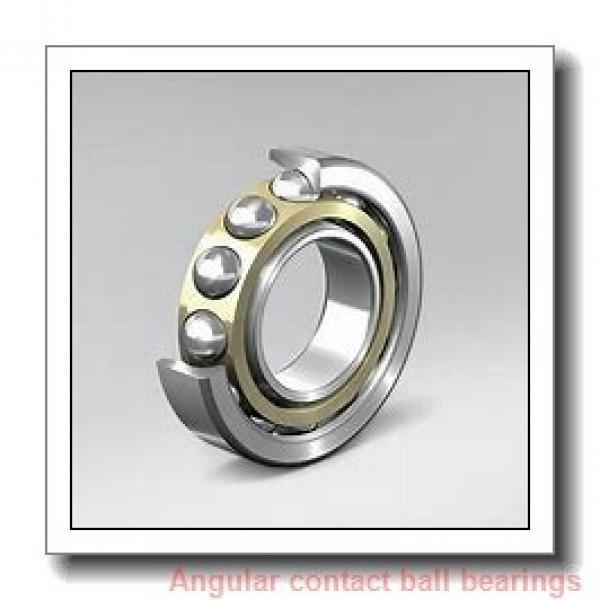 0.787 Inch | 20 Millimeter x 2.047 Inch | 52 Millimeter x 0.874 Inch | 22.2 Millimeter  SKF 3304 A-2RS1/C3  Angular Contact Ball Bearings #1 image