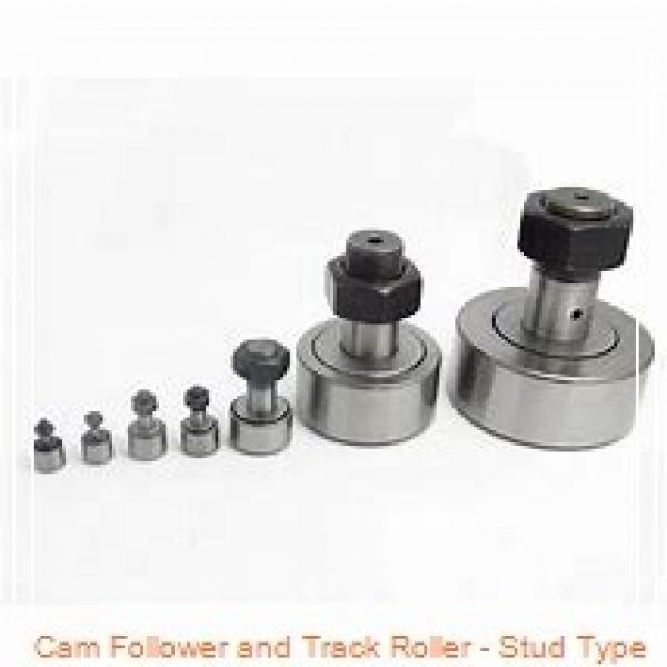 IKO CFE 12-1 UU  Cam Follower and Track Roller - Stud Type #1 image