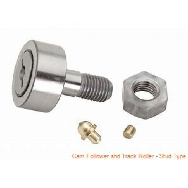 IKO CFE 24-1 UUR  Cam Follower and Track Roller - Stud Type #1 image