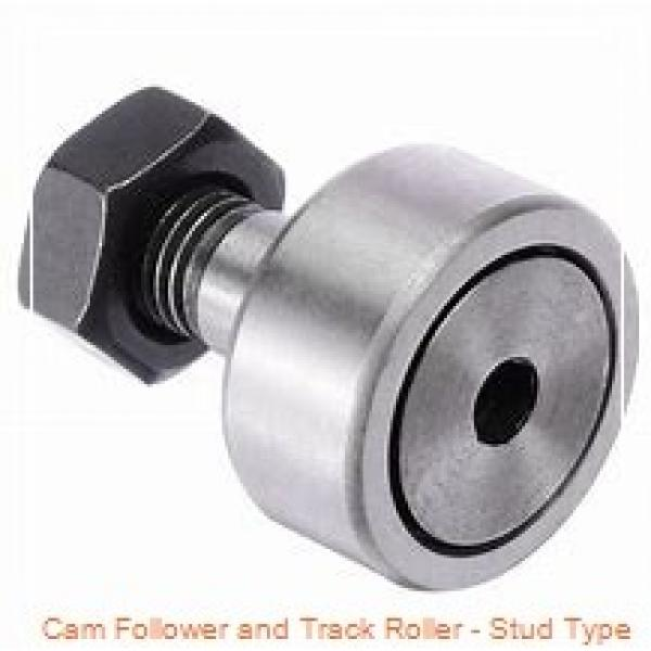 IKO CFE12BUUR  Cam Follower and Track Roller - Stud Type #2 image