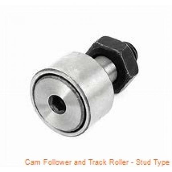 IKO CF10-1VRM  Cam Follower and Track Roller - Stud Type #2 image