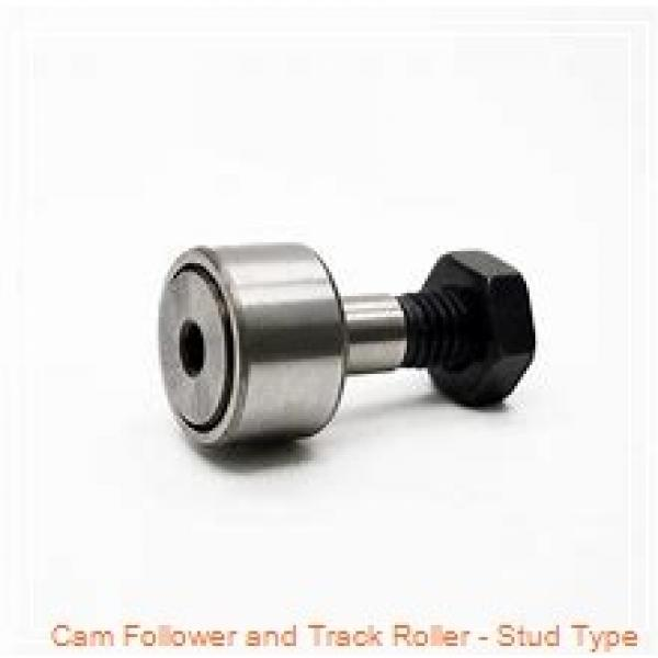 IKO CFE 30-1 BUU  Cam Follower and Track Roller - Stud Type #1 image