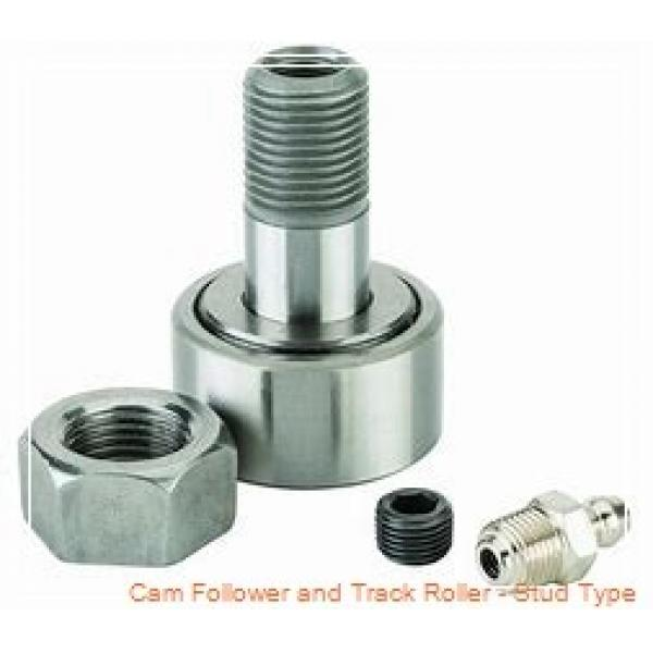 IKO CRE24UU  Cam Follower and Track Roller - Stud Type #2 image