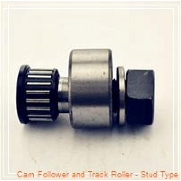 IKO CFE6UU  Cam Follower and Track Roller - Stud Type #2 image