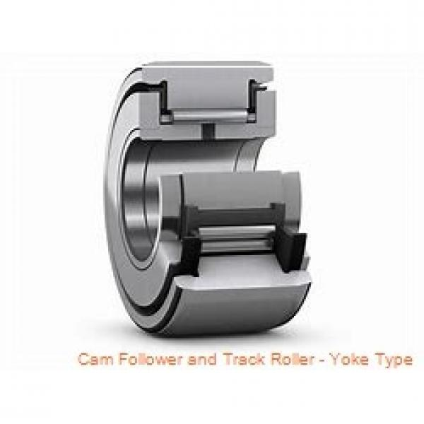 CONSOLIDATED BEARING 361200-2RSX  Cam Follower and Track Roller - Yoke Type #3 image