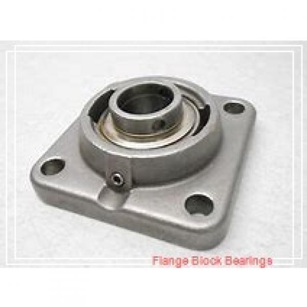 REXNORD ZEF2307  Flange Block Bearings #1 image
