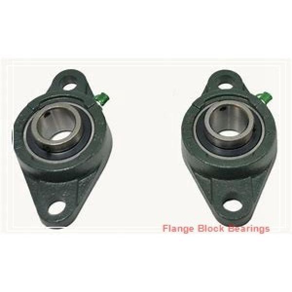 REXNORD ZB2307S  Flange Block Bearings #2 image