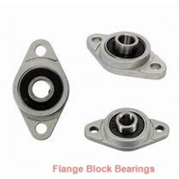 REXNORD ZB2307H  Flange Block Bearings #1 image