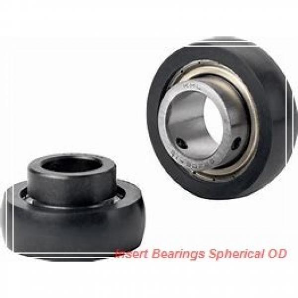50 mm x 90 mm x 51.6 mm  SKF YAR 210-2RF  Insert Bearings Spherical OD #1 image