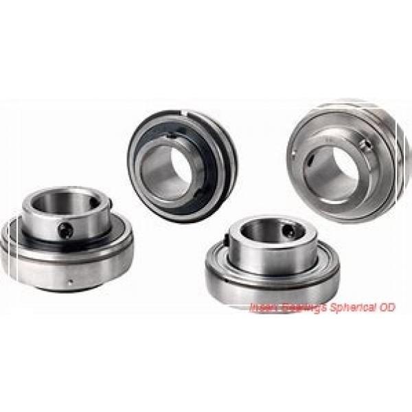 49.212 mm x 90 mm x 30.2 mm  SKF YET 210-115  Insert Bearings Spherical OD #2 image