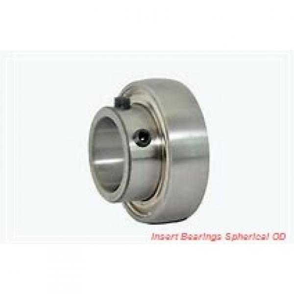 45 mm x 85 mm x 30.2 mm  SKF YET 209  Insert Bearings Spherical OD #1 image
